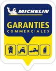 MICHELIN Garanties commerciales Agri