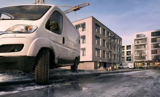 edito picture van agilis cc pick up tyre