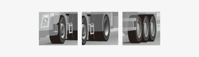 picto truck axles help and advice