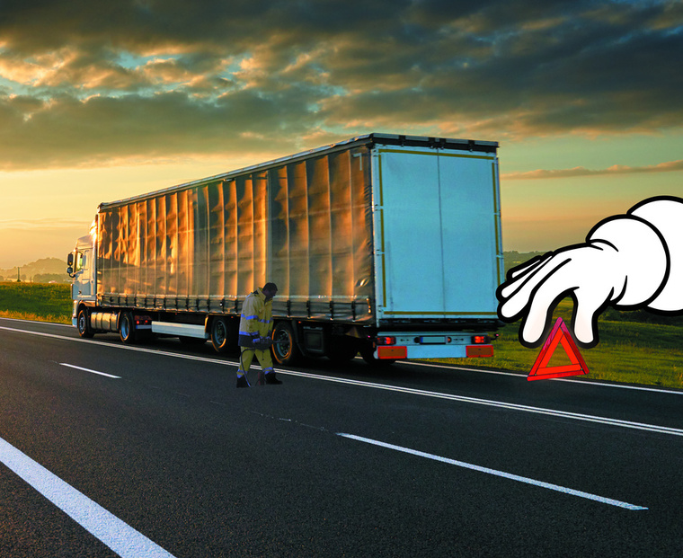 picto oncall full freight transport