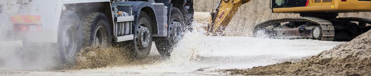 edito construction truck 5 tyre