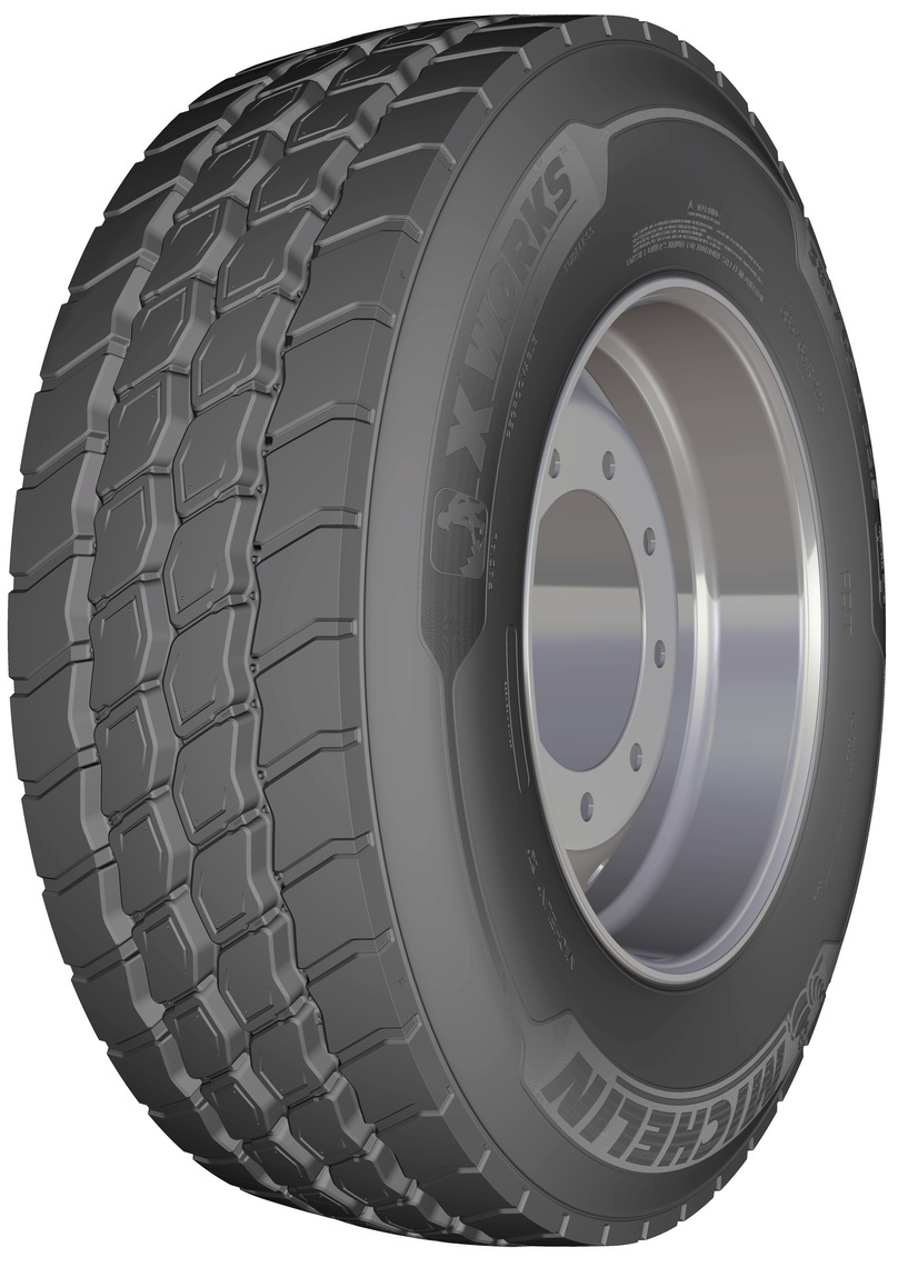 MICHELIN X WORKS T 385 65 R22.5