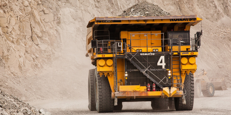 edito xdr3 at work mining and quarries