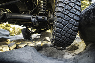 km3 rock suspension
