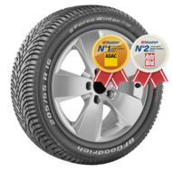 Auto Renkaat bfgoodrich g force winter 2 home background md 1 Persp (perspektiivi)