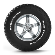 Auto Renkaat bfgoodrich mud terrain t a sup km2 sup home background md 2 Persp (perspektiivi)
