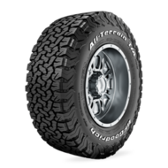 Auto Tyres all terrain ko2 4 two thirds Persp (perspective)