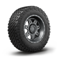 Auto Tyres all terrain ko2 6 two thirds Persp (perspective)
