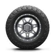 Auto Tyres all terrain ko2 5 two thirds Side
