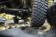 Auto Edito km3 rock suspension max Tyres