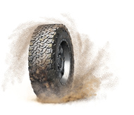 Auto tyres ko2 bsw lt1q sand 8i pers