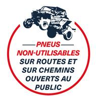 logo etiquette km3 utv fr