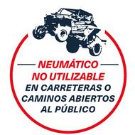 logo etiquette km3 utv es