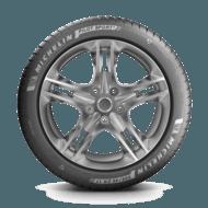 Car tyres pilot sport 4 side