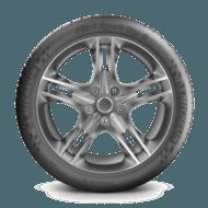 Car tyres pilot sport cup 2 side