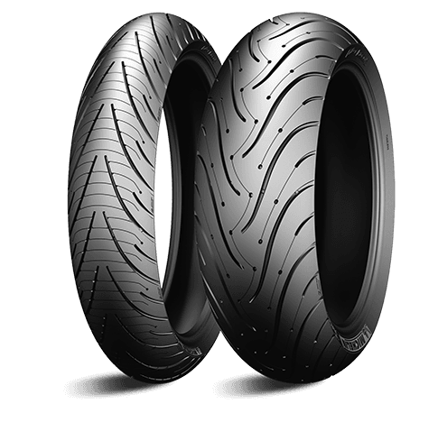 Michelin Pilot Road 3 Motorcycle Tire Sport//Touring Front 120//70-17