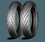 Moto Neumáticos pilot street radial Persp (perspectiva)
