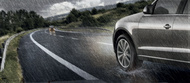 Auto Banner sicheres Fahren Tipps und Ratschläge