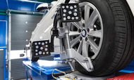 car banner check my wheel alignment tips and advice