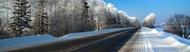 автомобильные фон wet road winter шины
