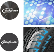 รถยนต์ edito ltx force tyres benefits 2 ยาง