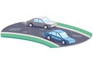 Auto pictograma 12 better handling rain neumáticos