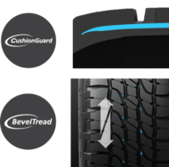 auto ltx force suv benefits 1 tyre