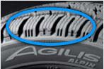 Mașină Edito agilis alpin unique treads 147x119 Anvelope