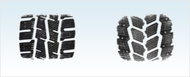 Auto Edito agilis alpin durable contact patch Tyres