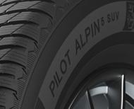 Auto Picto pilot alpin 5 suv techno 3 sidewall Tyres