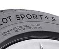 Auto piktogram michelin pilot sport 4s benefits3 gume