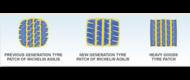 Auto Picto car infographic agilis durable compound patch tyres