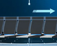 Bil Piktogram technologie 1 new treat Däck