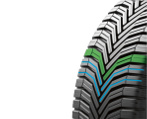 Wagen Piktogramm michelin crossclimate technology reifen