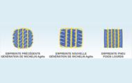 Auto Pictogramme durable compound patch Pneus