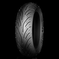 Motorrad Reifen michelin pilot road 4 rear tyre Persp (Perspektive)