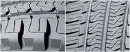 Bil Ledende artikel se lamellized sculpture Dæk
