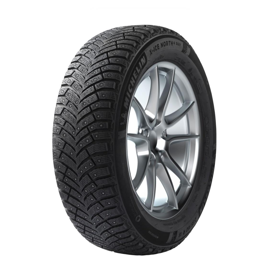 Michelin x-ice North 4 SUV -renkaat   SUV-AUTOILLE SUOMI