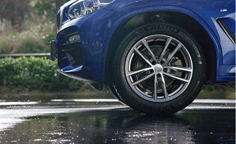 lốp Lốp Michelin 225/55R19 Pilot Sport 4 SUV đi với xe