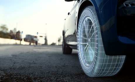 Lốp Michelin 225/55R19 Pilot Sport 4 SUV đã được tối ưu thiết kế