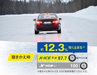X-Ice3+ 特長