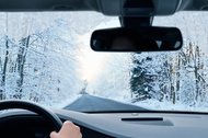 Auto Background conseil conduite hiver route winter Tips and Advice