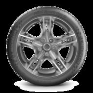 Auto Tyres pilot sport cup 2 side
