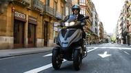 Motorcykel Tidningsledare city grip 1 tyres two thirds Däck