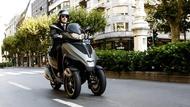 Motorcykel Tidningsledare city grip 7 tyres two thirds Däck