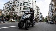 Motorcykel Tidningsledare city grip 4 tyres two thirds Däck