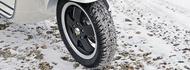 Motorcykel Tidningsledare city grip winter 2 full Däck