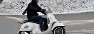 Motorcykel Tidningsledare city grip winter 5 full Däck