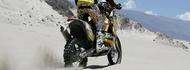 Motorcykel Tidningsledare moto edito desert race tyres full Däck