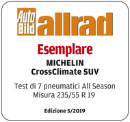 CrossClimate SUV | Exemplary April 2019